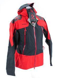 Mammut Men's Large Albaron GoreTex Winter Hardshell Jacket   Want!!!!