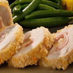 Resep Chicken Cordon Bleu