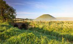 Silbury Hill, near Avebury,