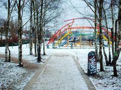 Mauerpark, Berlin - visited on Sunday