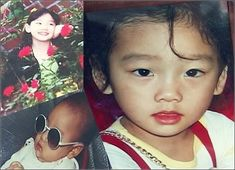 K-Pop Leaders Whose Baby Pictures Are Too Cute For Words | Soompi Baby Pictures, Baby Photos, Random Pictures, Yoon Doo Joon, Cute Words, Childhood Photos, Leeteuk, Crazy Kids, Rap Monster
