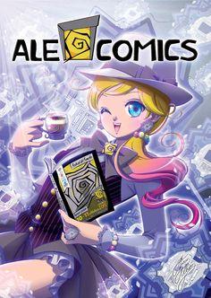 ALEcomics