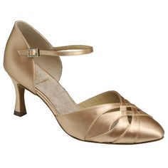 A beautiful and elegant shoe for Smooth or Ballroom