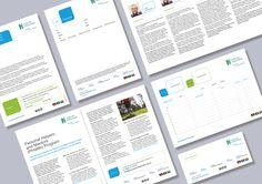 Health provider stationery and brochure Word templates - Cordestra Job Advertisement, Advertising, Organizational Chart, Powerpoint Presentation Templates, Sample Resume, Stationery, Word Templates, Words, Health
