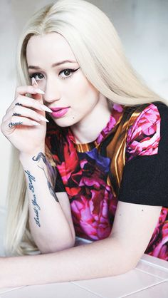 Iggy Azalea ★ Find your favourite Stars #iPhone + #Android #Wallpapers and #Backgrounds at @prettywallpaper
