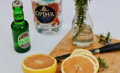 Aromatic Gin and Tonic made with Opihr Gin and Fentimans Herbal Tonic Water Tonic Water, Gin And Tonic, Gin Mixers, Fentimans, Herbalism, Spices, Recipes, Herbal Medicine