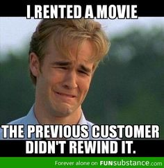 Kids today will never know this classic 90's problem