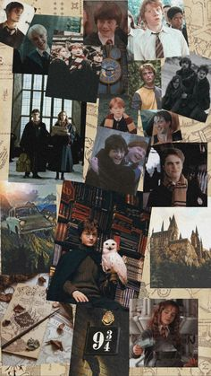 Harry Potter wallpaper....
