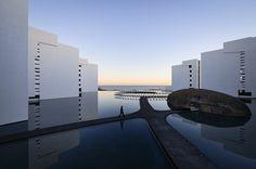 Le Mar Adentro au Mexique / Paseo Malecon San José, Zona Hotelera, 23400 San José del Cabo, Mexique, www.maradentrocabos.com