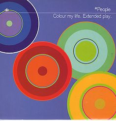 m people colour my life
