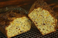 Gluten Free Bread with Cranberries and Apricots | John Meyer