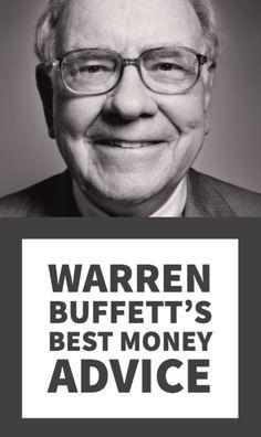 Warren Buffett quotes about money.