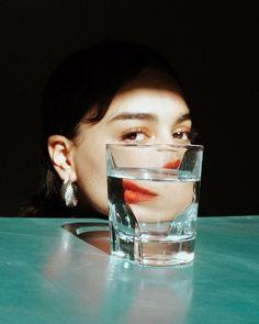 Shot by Hamza Lafrouji Glass Photography, Minimal Photography, Creative Photography, Beauty Photography, Portrait Photography, Fashion Photography, Psycho Photography, Inspiring Photography, Stunning Photography