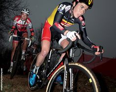 Belgian champion, Sanne Cant got the better of Sophie De Boer in Essen
