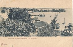 Nicaragua  - Bluefields - El PALACIO - sent to New Orleans 1915 - EB-401