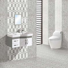 Bathroom - Ceramic Wall & Floor Tiles