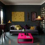 Salon ve Oturma Odası Dekorasyonu