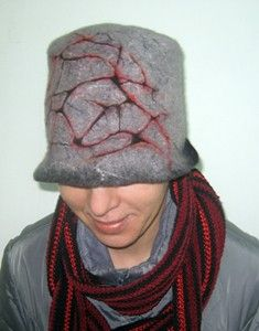 LiveJournal Wool Hats, Felt Hat, Felting, Baseball Hats, Surface, Crafts, Fedora Hat, Baseball Caps, Manualidades