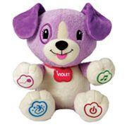 LeapFrog My Puppy Pal Violet #KohlsDreamToys