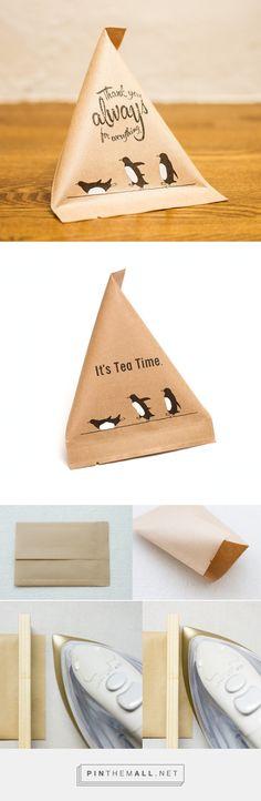 お菓子・雑貨袋に 20枚★ペンギン★シーラー、アイロンで溶着が可能★ エージレス対応/No.19