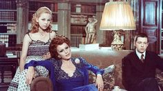 Picture of Conversation Piece Luchino Visconti, Film, Ruffle Blouse, Movies, Pictures, Conversation, Image, Women, Amazing