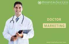 Marketing an individual is comparatively tougher than marketing an organization. Especially when it comes to Doctor Marketing, the major problem to be encountered is the availability of limited resources for promotion along with enormous competition. Competition, Promotion, Success, Organization, Marketing, Getting Organized, Organisation, Tejidos