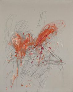 Leda and the Swan. Cy Twombly