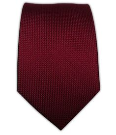 Solid Texture - Burgundy (Skinny) | Ties, Bow Ties, and Pocket Squares | The Tie Bar