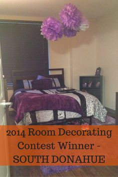 Auburn University South Donahue Residence Hall Bedroom And