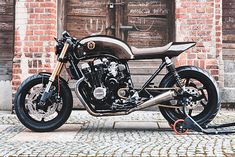 Most of the planet got their introduction into what a Father and Son custom bike shop looks like from the hugely popular series American Chopper. But if the motorcycles themselves were terrible, the damage to the relationship was even worse, sending a cautionary tale around the world. But for the family Brewus of Poland, no such problems exist...