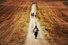 Where does the Camino de Santiago Start?
