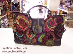 Le blog de Sophie Gelfi - Créations textiles