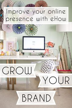 Want to improve your online presence for your brand or blog? We can help! We're looking for bloggers with backgrounds in crafts, gardening and home decor who want to increase their brand awareness and overall social presence while helpings readers fix, build, create and learn...all while having fun! Learn about all the benefits here: http://create.demandstudios.com/writer-pinterest