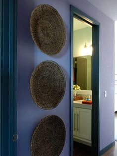 Storage with Decorative Baskets | Home Décor Accessories & Furniture Ideas for Every Room | HGTV