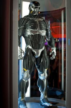 I found 'Crysis 2 Nano Suit' on Wish, check it out! Armor Concept, Concept Art, Armadura Sci Fi, Crysis 2, Armadura Cosplay, Character Art, Character Design, Tactical Armor, Science Fiction