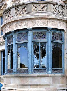 Barcelona - Pg. Mare de Déu del Coll 041 h by Arnim Schulz, via Flickr
