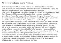 taurus woman - Cerca con Google