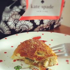 Breakfast vs Bagfast!!  (simply breakfast and Kate Spade tote Bag for  Marie Claire Thailand)