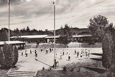 Detský tábor Mír v Olivětíne okr.Broumov
