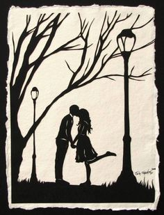 Gorgeous paper cut art-My new hobbie, it is very therapeutic...Ps-I did not do this, great, pic. Mine is a jungle scene...