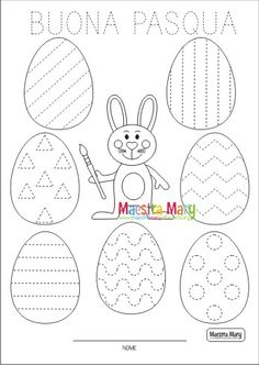 3 Year Old Activities, Easter Activities For Kids, Animal Crafts For Kids, Spring Activities, Toddler Activities, Preschool Worksheets, Preschool Activities, Drawing Lessons For Kids, Birthday Gift Bags