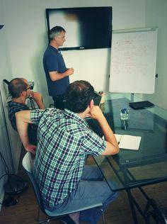 Reunión sobre estrategia en redes sociales #GUK2.0