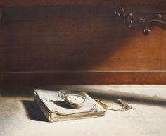 Vecchi oggetti - tempera, cm 60x50, 2008
