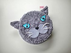 ziggy the grey cat cake!