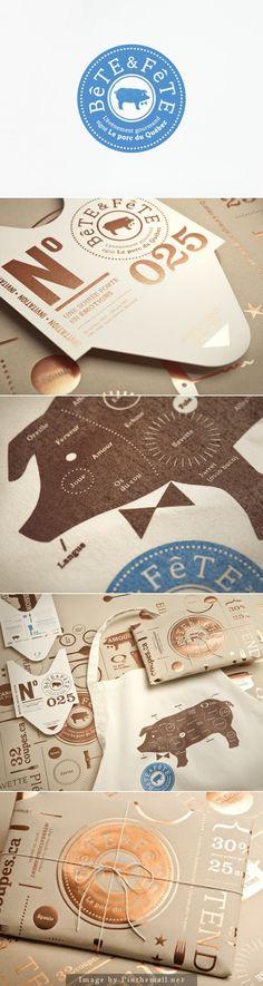 The Bête & Fête Event Creative agency: lg2 boutique Client: Éleveurs de porc du Québec Location: Canada