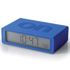 Reloj Lexon Flip Azul Alarma y Snooze http://www.tutunca.es/reloj-lexon-flip-azul-alarma-snooze
