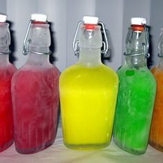 Oh man, skittles infused vodka?!  yummers!  I cannot wait until I can partake again!  Might be good for the hubby until then though...