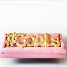 glamgirlsla // New week #newgoals!  What's something you want to accomplish this week?! Keep your eye on the prize and go for it! Hope you #GlamBabes have a glam Monday and a #GLAMorous week! | #MondayMotivation #GirlBoss #EmpoweringWomen #GlamGirls #GlamBoss #TheGlamorousLife #LA