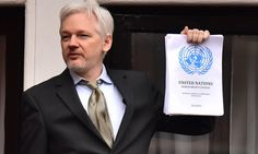 Britain 'sets dangerous precedent' by defying UN report on Assange. Former chair of UN working group says it is rare for its rulings to result in the kind of personal attacks UK politicians have made