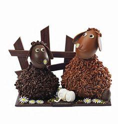 La Maison du Chocolat - Frisoton et Frisette